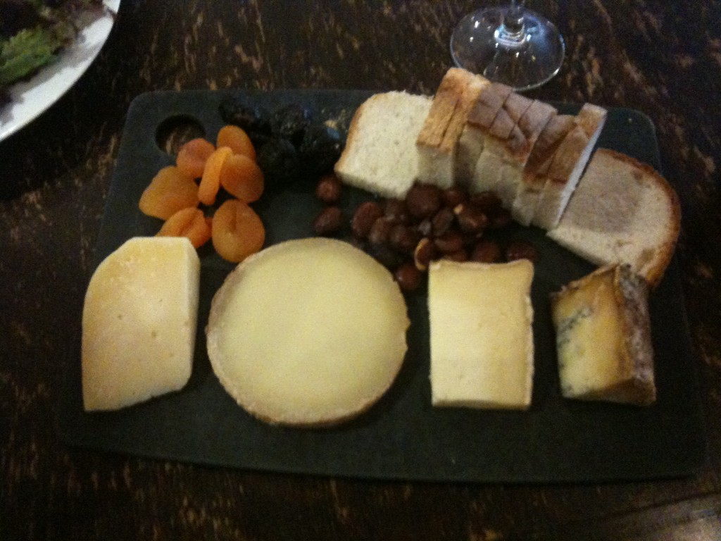 picture: Scardello Cheese plate